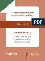 Modulo 1_ Aspectos Fundamentales en La Atención Pediátrica