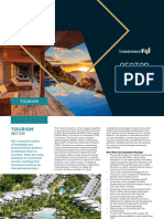 Investment Fiji Sector Profile - Tourism