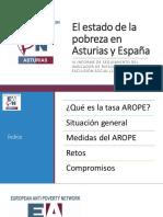 Informe Arope 2019 Asturias (presentación)