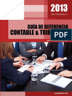 Guia Referencia Contable Tributaria 2013