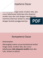 Analytical Exposition Ppt
