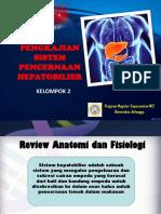 Pengkajian Sistem Pencernaan Hepatobilier
