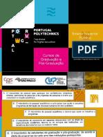 Apresentação Portugal Polytechnics Brasil