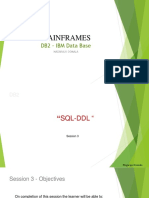DB2-PPT-3-SQL DDL V1.0