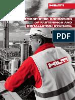 Hilti - Fixings & Corrosion