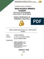 Informe - Producción de Durazno