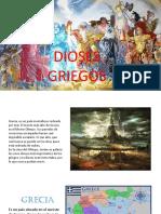 Dioses Griegos Grecia