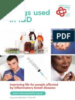 Drugs Used in IBD