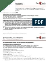 Tim Taxis Best of Einwandbehandlungstechniken Kap 8 3