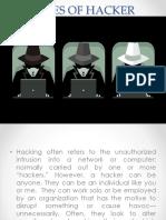 Types of Hacker