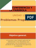 Circunferencia_Parabola_propuestos.pptx