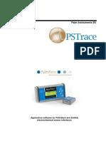 PSTrace Manual