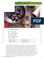 Ricetta Caldarroste - La Ricetta Di GialloZafferano
