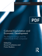 [Routledge Explorations in Economic History] Ewout Frankema, Frans Buelens