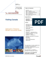 Canadian Application Guide