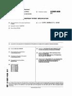 EP0085408B1 Rozne Katalizaotry Aminowania