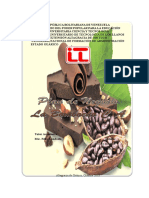 Plan de Negocios de Chocolate - 30102018