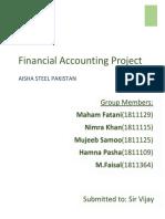 AishaSteel- accounting