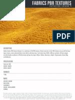 CGAxis PBR Textures Volume 5 - Fabrics