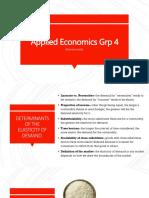 App Eco Summarized Report Grp 4