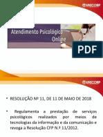 Atendimento Online.pptx