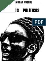 CABRAL Amilcar Textos Politicos