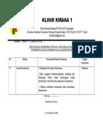 3.1.1.4 Persyaratan Kompetensi Interprestasi Laboratorium
