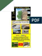 Folhetos Poluição Hídrica Edáfica e Pegada Ecológia