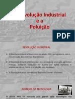 A Revolução Industrial e a Poluição