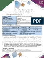 Guía de actividades y rúbrica de evaluación - Fase 3 - Problematización del currículo (3).docx