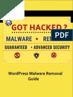 WordPress Malware Removal Prevention - A Complete Guide