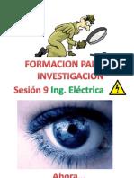 9 y 10 Sesion Estado de La Cuestion Electrica