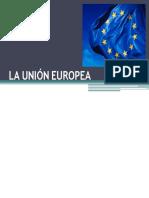 LA UNION EUROPEA PRESENTACION PPT