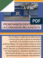 Identidad Belaunde