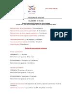 Calendario-19-20 FACULTAD de DERECHO - Modificación Adelantada_2