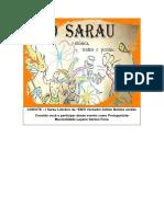 Convite Sarau