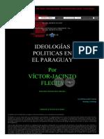 Portal Guaraní - Ideologías Políticas en El Paraguay - Por Víctor-jacinto Flecha