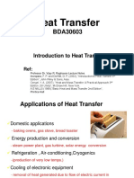 Heat Transfer Conduction