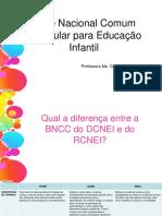 Base Nacional Comum Curricular Para Educação Infantil