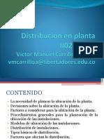 Diapositivas Distribución en planta