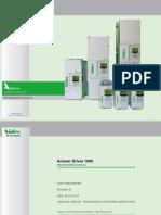 AD1000 Drive Programming Manual - July 2015
