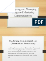 Introduction to Marketing Management. Designing and Managing Integrated Marketing Communications