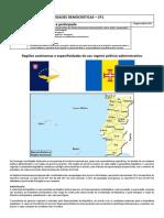 Regiões Autónomas - Portugal