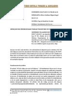 Desistimiento Del Proceso - Villalobos