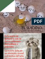 Expo Lia El Suicidio