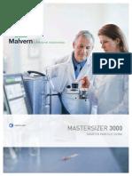 MRK1872-03 Mastersizer3000 Brochure