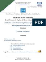 Etude Des Caracteristiques Geo - Karmouda Nourelhouda_2657 (1)