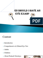 How often should I have an eye exam.pptx