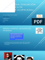 Salud Auditiva Evaluación Audiométrica en Audiología Ocupacional