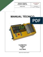 Man - 08 Manual Técnico Tango Xp Rev. 01 09-03-06